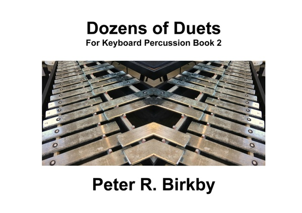 Dozens of Duets for Keyboard Percussion Book 2