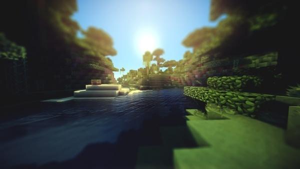 Minecraft Intro ( OFF )