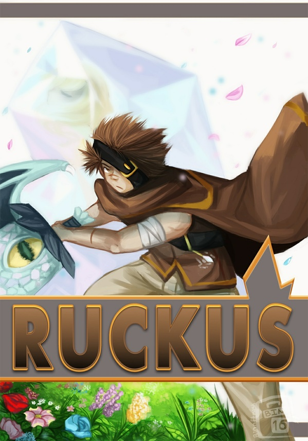 Ruckus - Digital Book