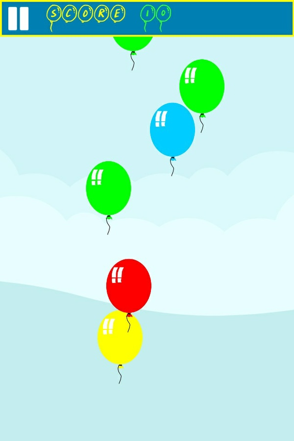 Game Template: Balloon Pop