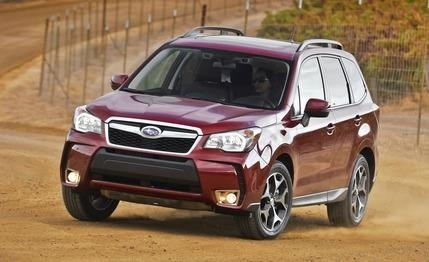 Subaru Forester 2014 Factory Service Workshop repair manual