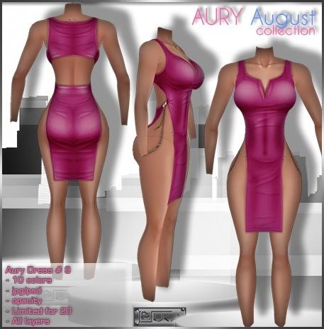 2014 Aury Dress # 8