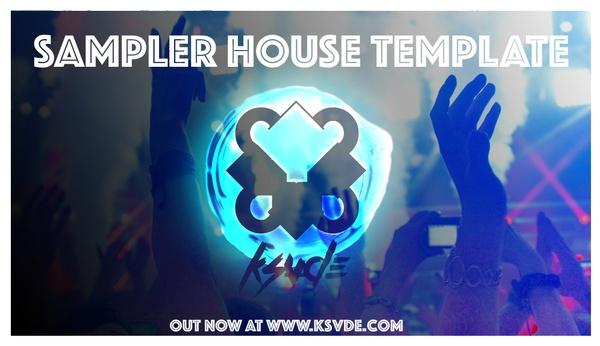 Sampler House Ableton Template