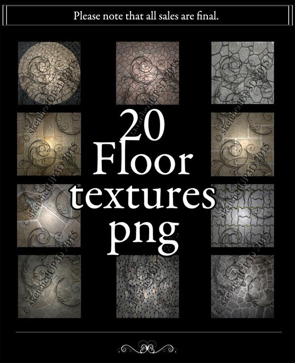 20 Floor Texture Bundle