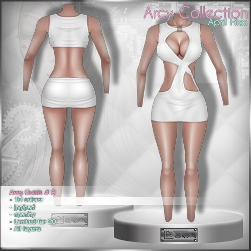 2015 Arcy Outfit # 9