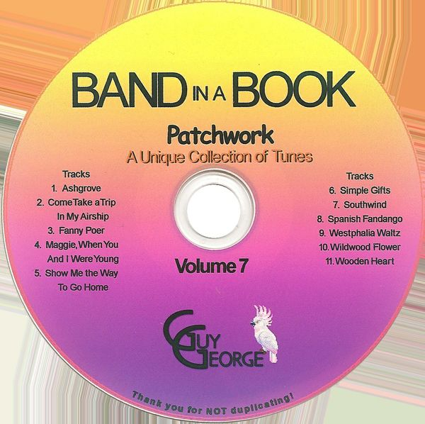BIAB CD- Patchwork Vol. 7