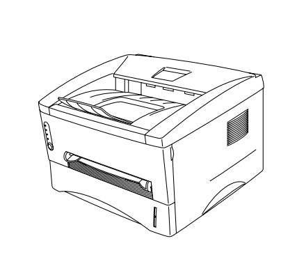 Brother Laser Printer HL-1260e Parts Reference List