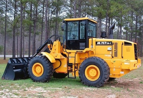 Hyundai HL757TM-7 WHEEL LOADER Service Repair Manual Download