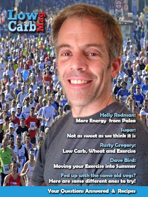 Low Carb Mag May 2014 - The Worlds Most Loved Low Carb Magazine
