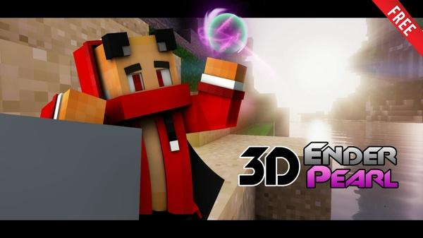 Ender Pearl 3D By Splod Free!