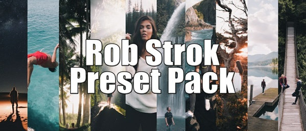 Rob Strok Lightroom Presets V2