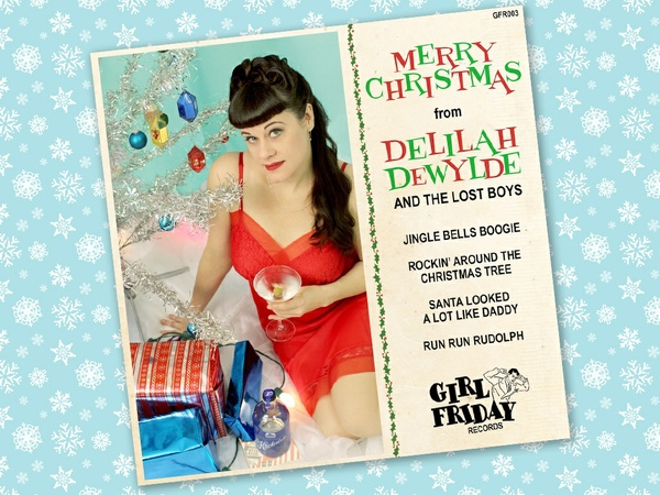 Merry Christmas from Delilah DeWylde!