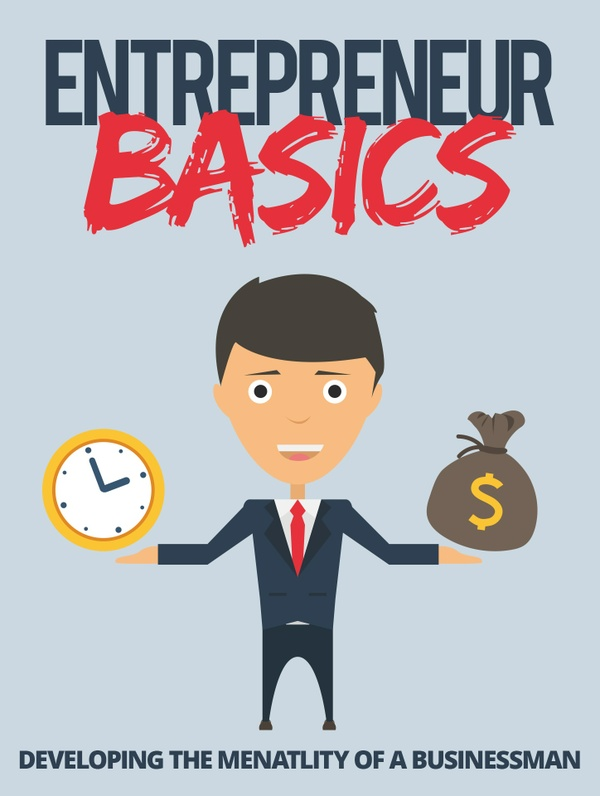 Entrepreneur Basics (Including Master Resell Right)