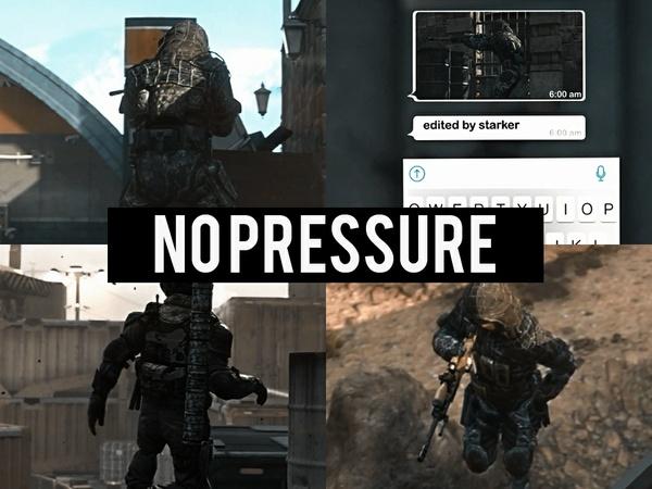 No Pressure PROJECT FILE