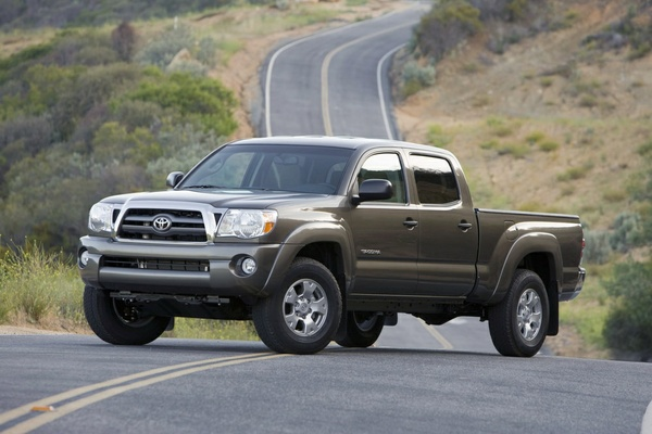 2005 Toyota Tacoma OEM Factory Service and Repair Manual