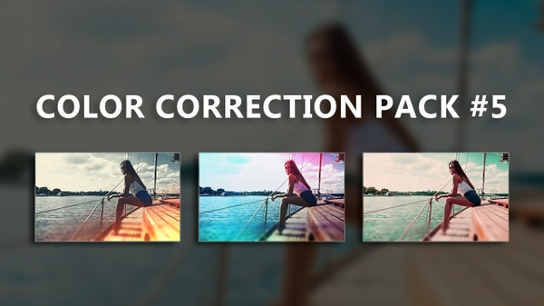 Photoshop Color Correction Pack #5