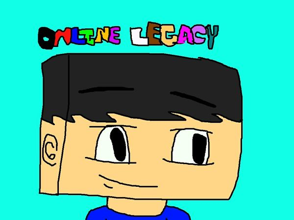 Minecraft Profile Picture (Drawn)