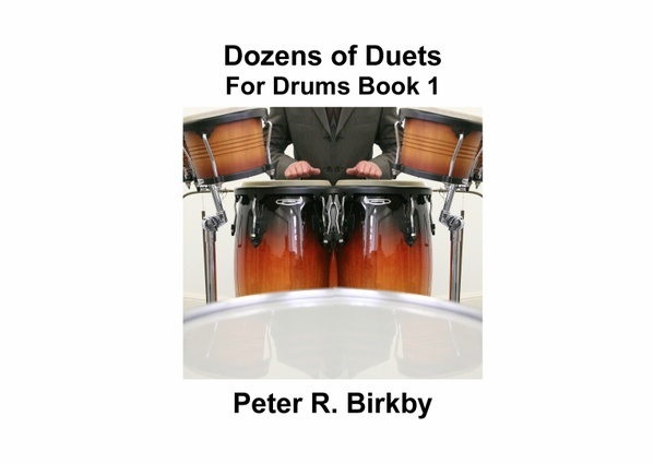 Dozens of Duets for Drums Book 1