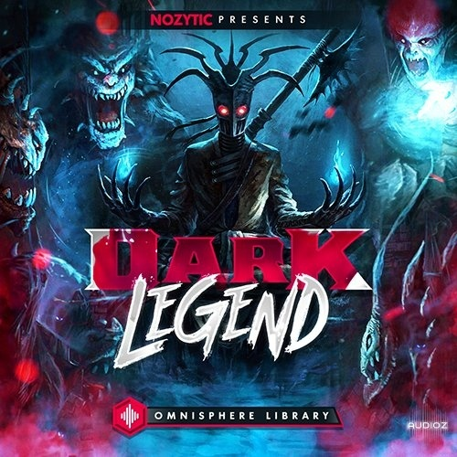 Dark Legend For SPECTRASONiCS OMNiSPHERE