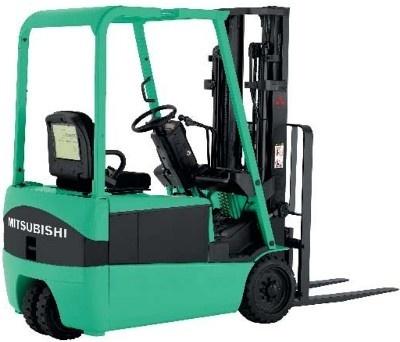 Mitsubishi Electric Forklift Truck FB16KT, FB18KT, FB20KT Workshop Service Manual