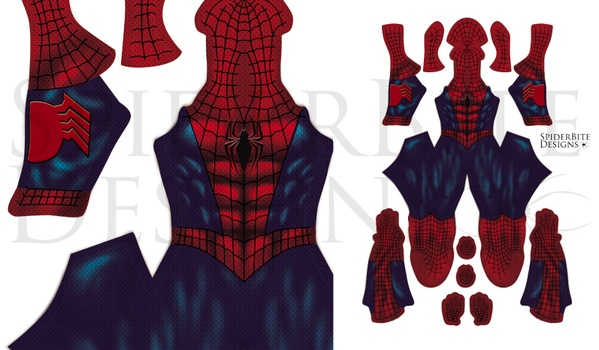 Spiderman616 with extra mask