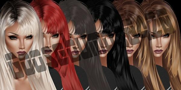 Hair Textures IMVU