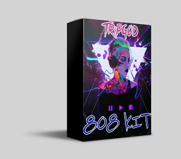 TRIPGOD - 808 KIT