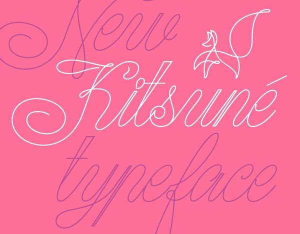 Kitsune Typeface