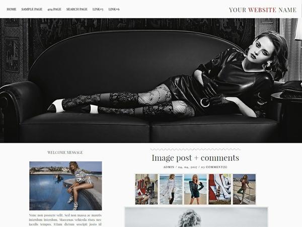Wordpress Premade #007.2