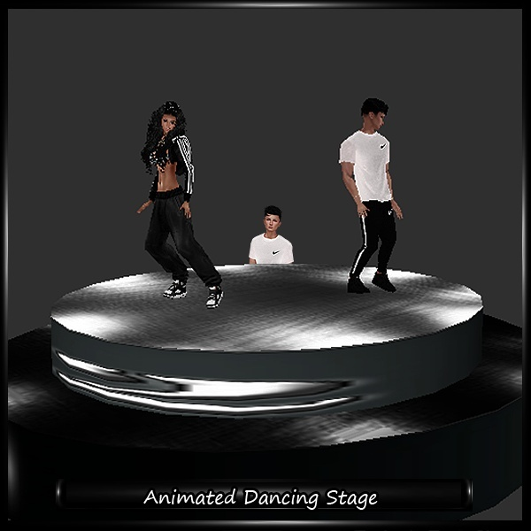Animated Dancing Stage