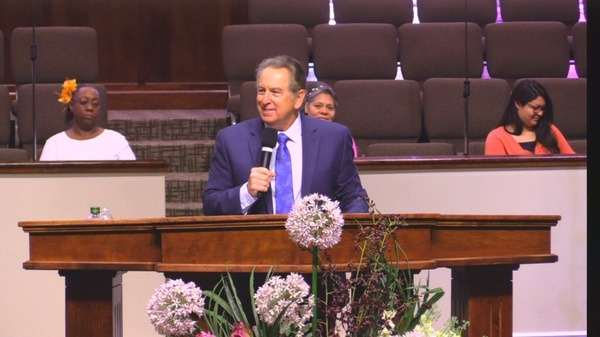 """Rev. Gordon Winslow 09-17-17am """" The Mystery of the Victory of the 3 Missing Stones """" MP4"""