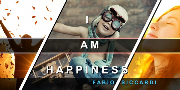 ★I AM HAPPINESS!★ Become the Happiest Person!  (With Ultrasonic Option)