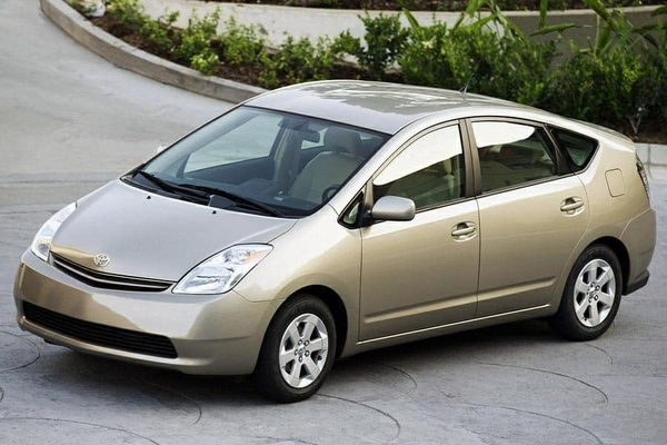 2003-2006 Toyota Prius Hybrid, OEM Service and Repair Manual (PDF).