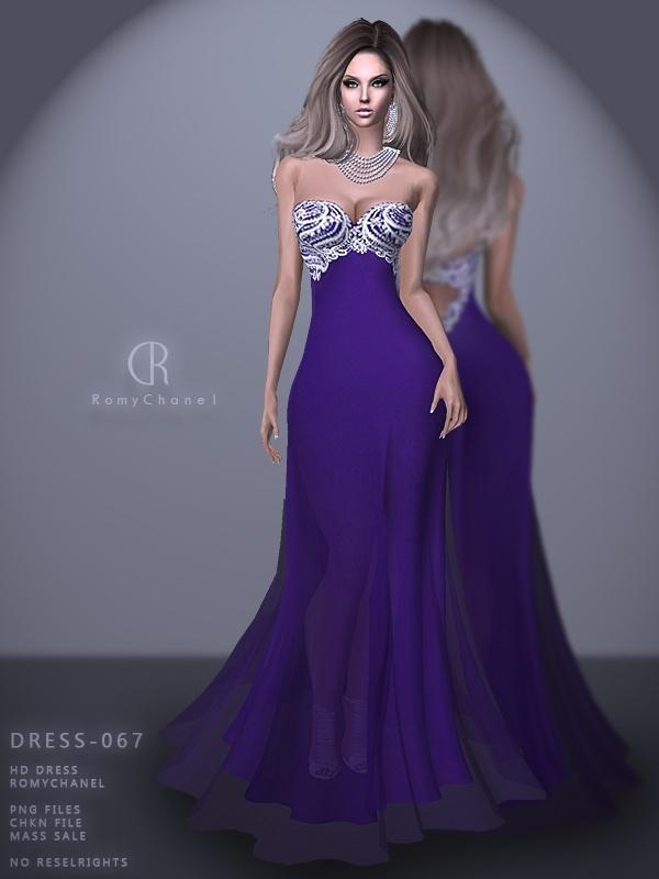 RC-DRESS-067