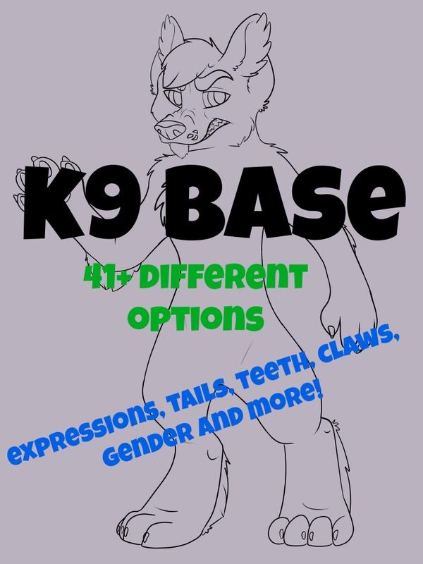 k9 base pack