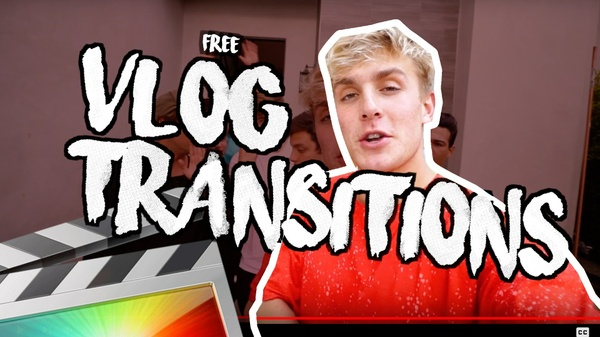Free Vlog Transitions - Final Cut Pro X