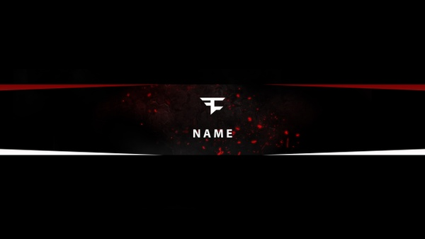 FREE YOUTUBE BANNER TEMPLATE (CUSTOMIZALBE)