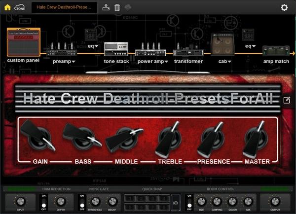 """Hate Crew Deathroll"" Children Of Bodom BIAS Album Matched"