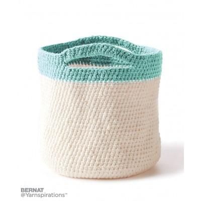 Crochet Handy Basket
