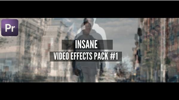 10 INSANE Adobe Premiere Pro Effects | Effects Pack #1