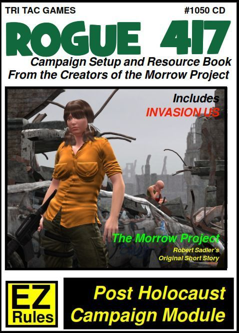 Rogue 417 & Invasion U.S.