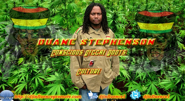 Duane Stephenson Conscious Reggae Roots & Culture Mix