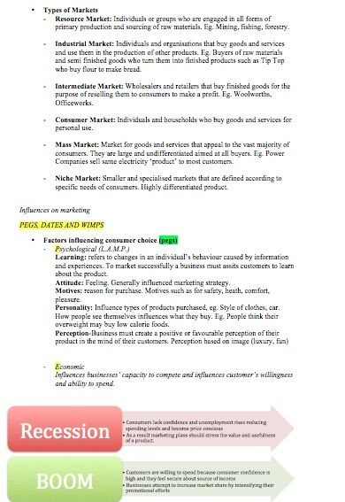 pdh understand notes essay