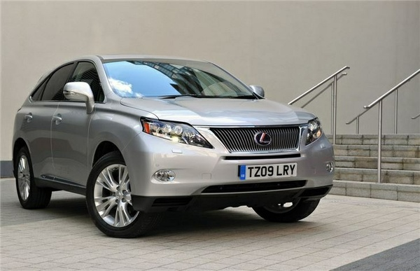 2009 Lexus RX450h Hybrid (GYL10 Series), OEM Service And Repair Manual (RM1260U)