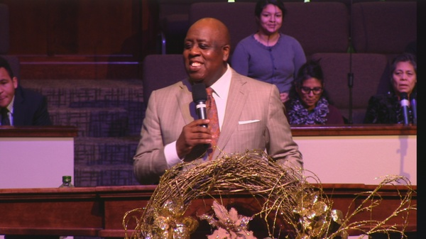 """Pastor Sam Emory 12-27-15am """"The Weapons of Our Warfare Pt. 2 """" MP4"""