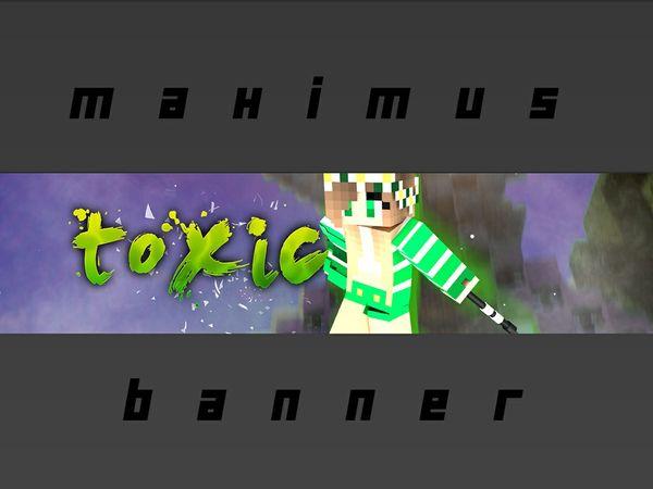 Banner (Minecraft Or 3D Art)