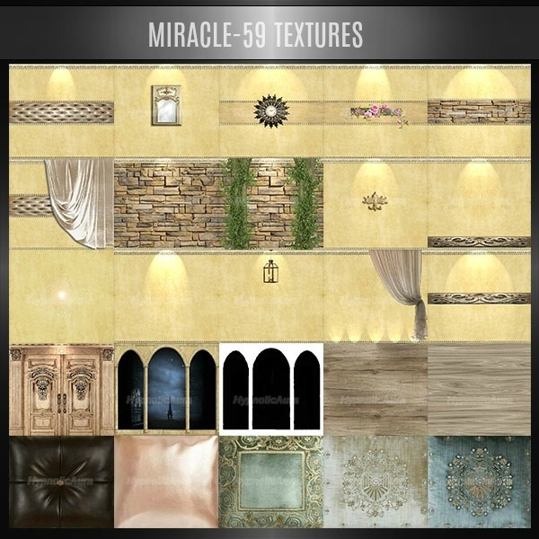 A~MIRACLE-59 TEXTURES