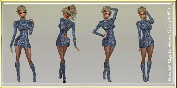Gaga Superbowl Pack Catty Only!!!!