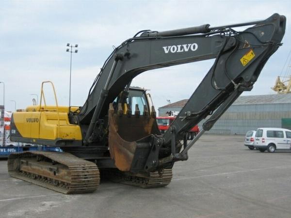 VOLVO EC240 NLC (EC240NLC) EXCAVATOR SERVICE REPAIR MANUAL - DOWNLOAD
