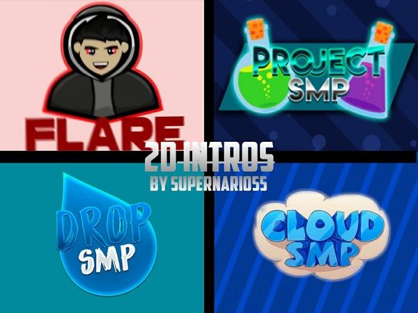 2D Intros By SuperNario55
